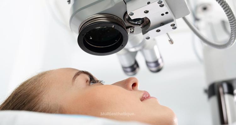 Voir mieux que jamais grâce à la chirurgie oculaire