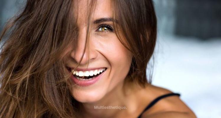 L'acide hyaluronique pour lisser les cheveux