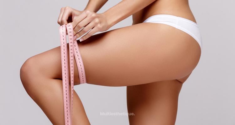 La thérapie de vacuum contre la cellulite