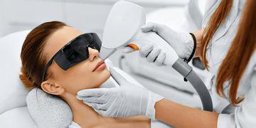 Différents types de laser pour le visage