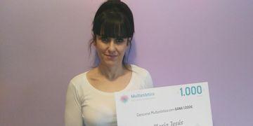 Gagnante de la 13ème édition : Maria Jesús