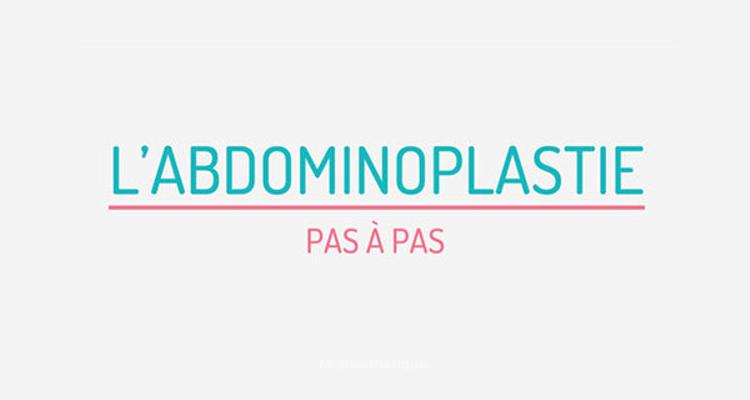 L'abdominoplastie pas à pas