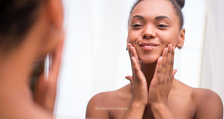 Comment prendre soin de sa peau lorsqu'elle est métisse ou noire ?