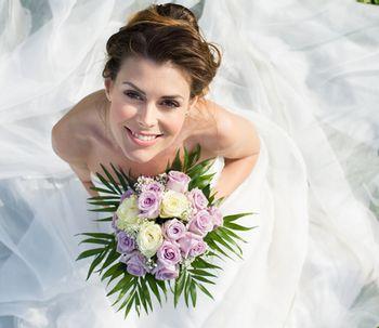 Conseils de beauté pour être la plus belle le jour de son mariage