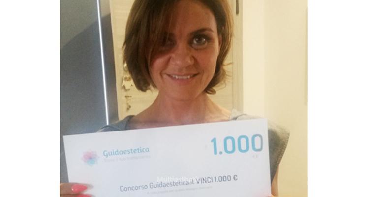 Daniela1072 est notre gagnante de juin
