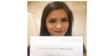 Gagnante de la 19ème édition : DoloresMedina
