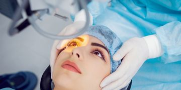 Micro-chirurgie oculaire : techniques et traitements