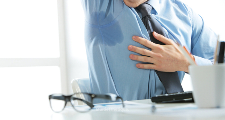 Traitement sudor-off : une solution pour combattre l'hyperhidrose