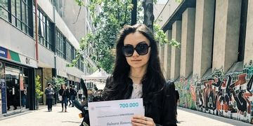 Gagnante de la 20ème édition : Gulnara
