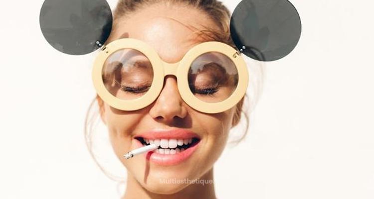 Les effets du tabac sur le vieillissement de la peau
