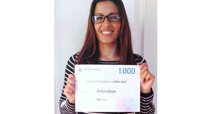 Yolandayo est notre gagnante du mois d'Octobre !