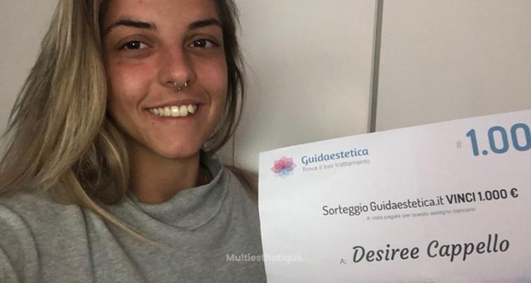 DessireHat est la gagnante du mois de mars !