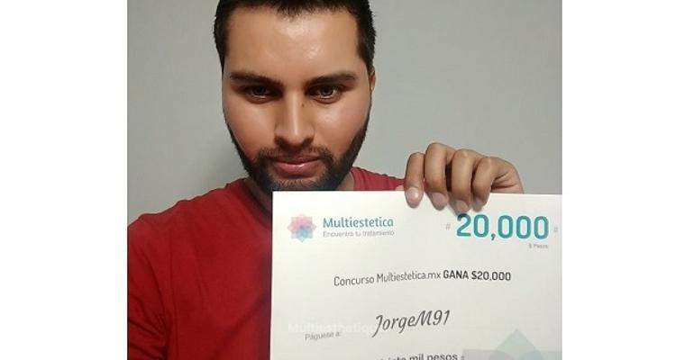 Gagnant du mois de mai : Félicitations à JorgeM91 !