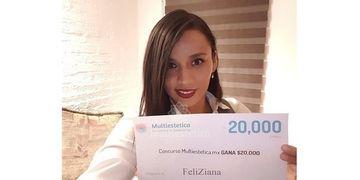 Gagnante de la 29ème édition : FeliZiana