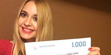 Gagnante de la 32ème édition : Lauralaura