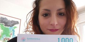 Camilla Bianco, notre gagnante de février