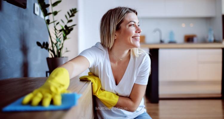Coronavirus et confinement - adopter les bons gestes pour une maison propre