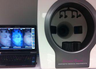 analyseur visage dr amat