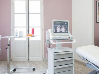 Salle des injections d'acide hyaluronique et du traitement ulthera
