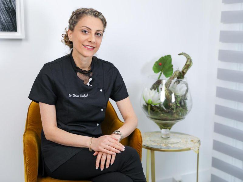 Dr Diala Haykal - Centre Medical Laser Esthetique Palaiseau