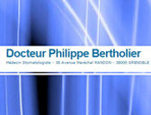 Dr Philippe Bertholier