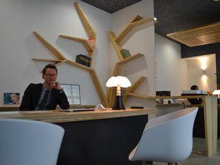 Le bureau de consultation du Docteur Bogaert