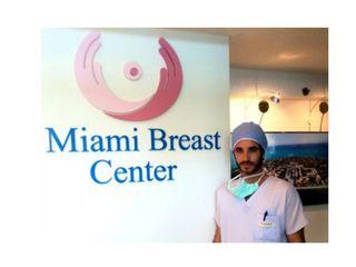 Dr. Julien Luini, Clinique du sein de Miami, Floride