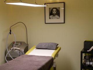La salle de soins esthétiques 1