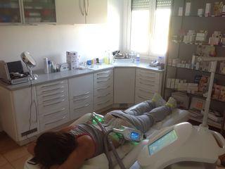 Cryolipolyse: traitement des flans. Docteur Calendini Philippe