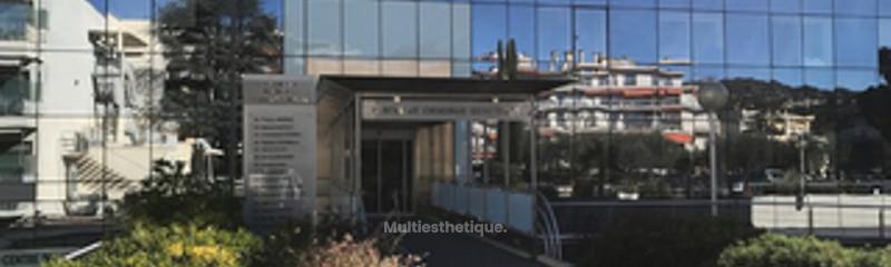 Bâtiment Esthétique - Clinique Saint George