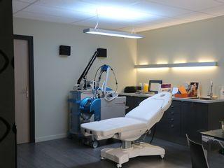 Villa Malo - Salle de soins - Lasers