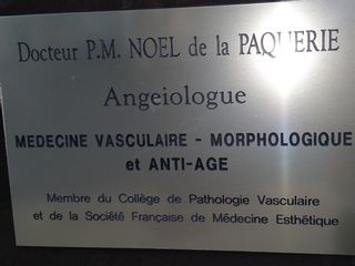 Dr Pierre-Marie Noël de la Paquerie