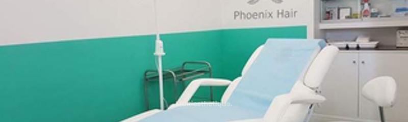Phoenix Hair Center - Greffe de cheveux FUE Val d'Oise