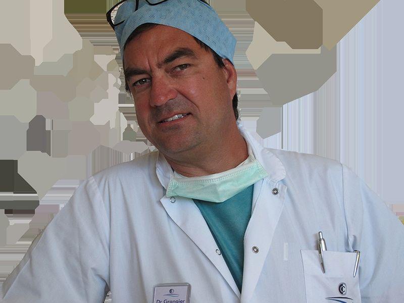 Dr Yann Grangier - La Clinique De L'océan