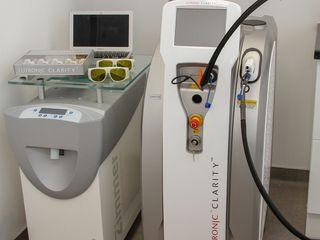 Laser Epilation et Vasculaire Clarity Lutronic