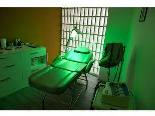 salle de LED et pressothérapie