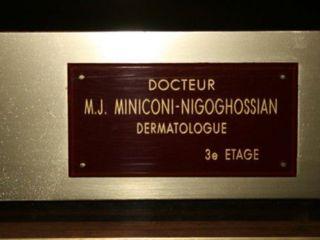Docteur Marie-Jeanne Miniconi