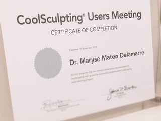 Dr Maryse Mateo Delamarre