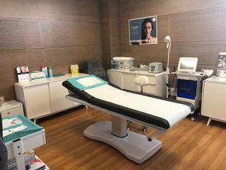 Salle de soins - Dr Eric Bonafos