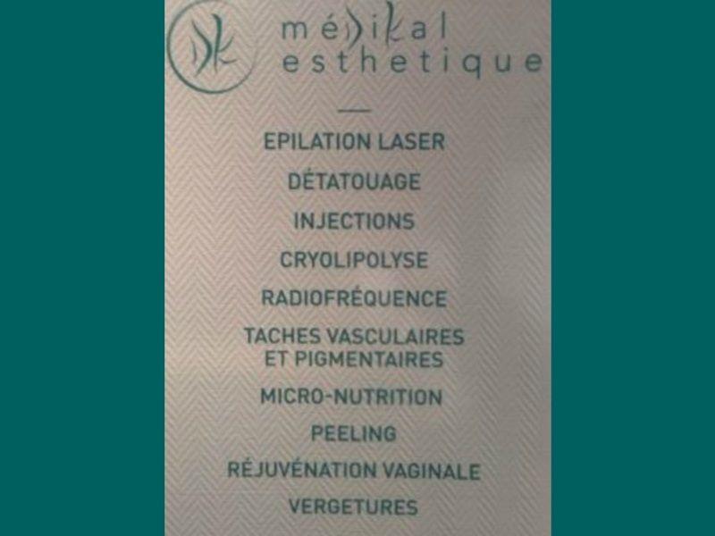 Dr Marie Levisse -  méDiKal esthétique