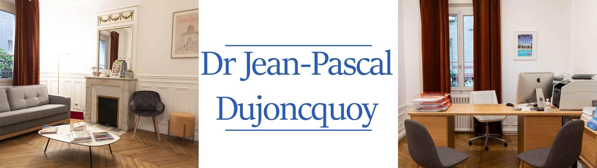 Dr Jean-Pascal Dujoncquoy