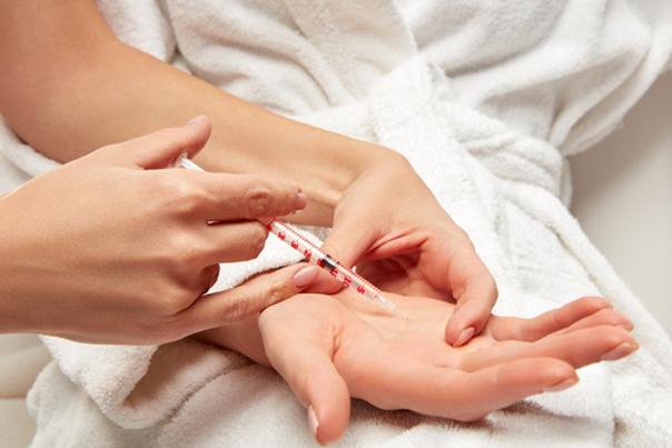 Transpiration excessive - Injections de toxine botulique