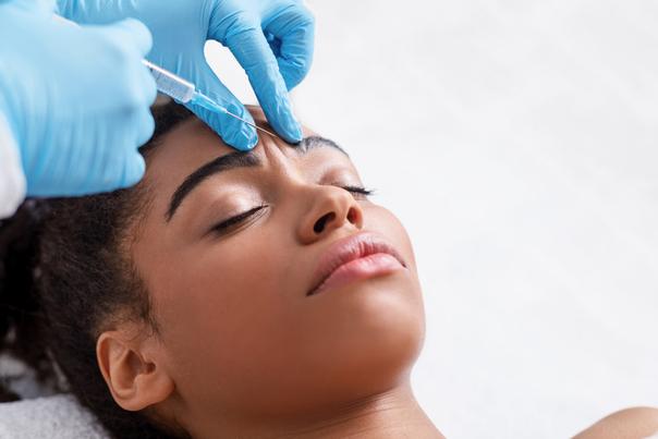 Botox contre la perte de tonicité
