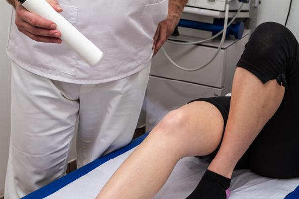Soins postopératoires cryothérapie