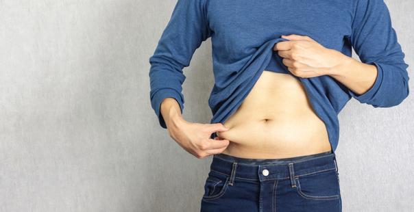 Les causes de la graisse abdominale