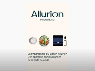 Pose du ballon gastrique du programme Allurion, sans chirurgie, ni anhestesie, ni fibroscopie.