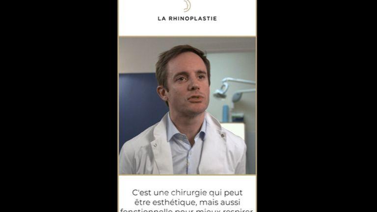 Rhinoplastie - Dr Jean-Pascal Dujoncquoy