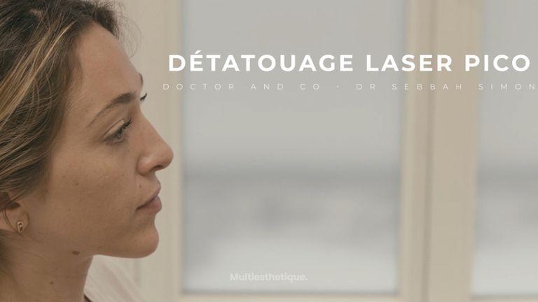 Détatouage - Doctor and Co PARIS