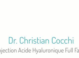 Dr Christian Cocchi  Acide Hyaluronique