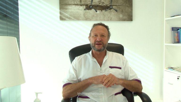 Traitement capillaire - Dr Alain Berkovits